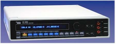 FREQUENCY RESPONSE ANALYZER 1253A